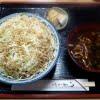 キャベツかつ丼(ロース)  うなぎの辰金本店