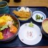 この海鮮丼は美味くて安くてありえへん  焼津港 トミヤ食堂