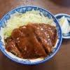 タレカツ丼・中華そば   旭家食堂