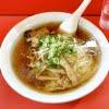 ワンタン放浪記36  ワンタン麺  ちくさ 江南