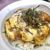 カツ丼+ラーメン  萬珍飯店