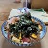 鯖寿司とゴージャス丼  京都 寿し さか井