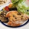 ピアットウニコ(セージバターチキン) イタリアお惣菜食堂 マッシモ