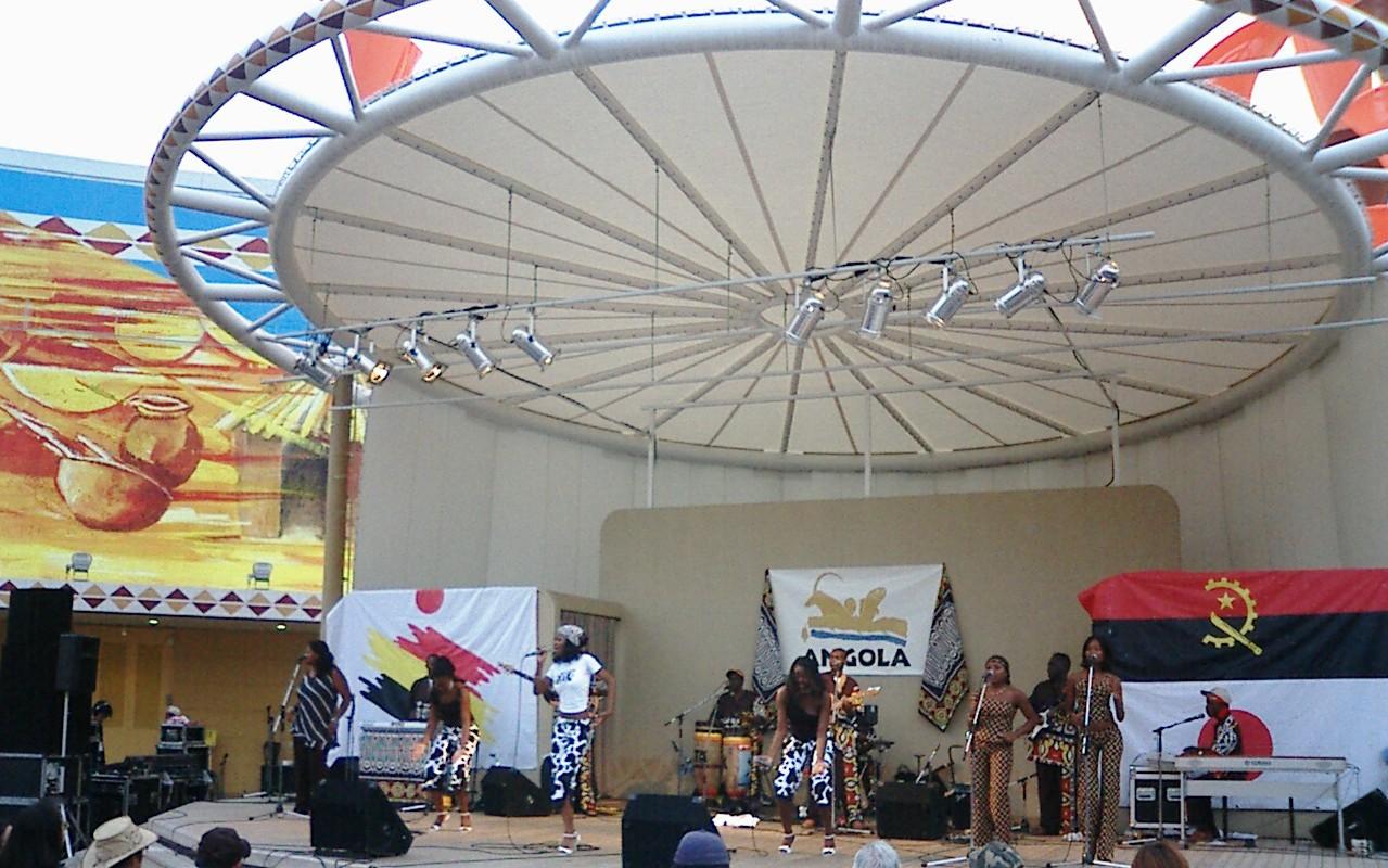アンゴラの音楽