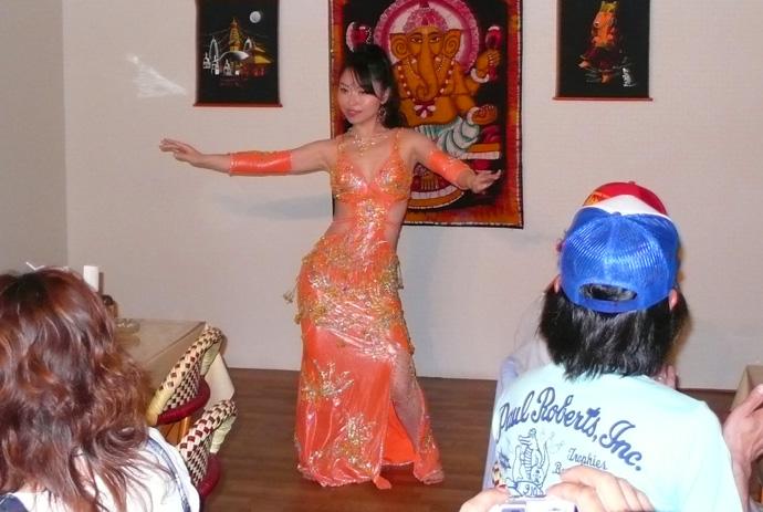 ダンサーオレンジ