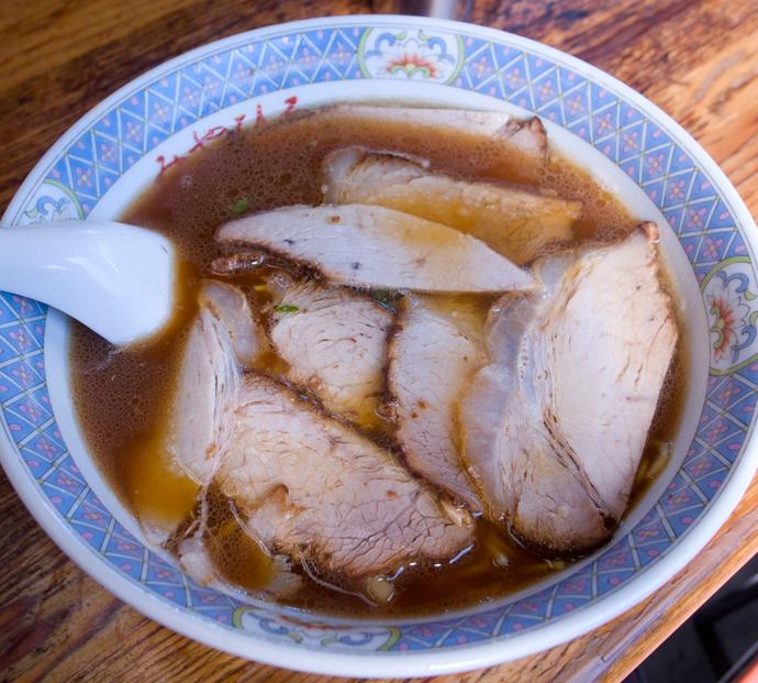 チャーシュー麺2