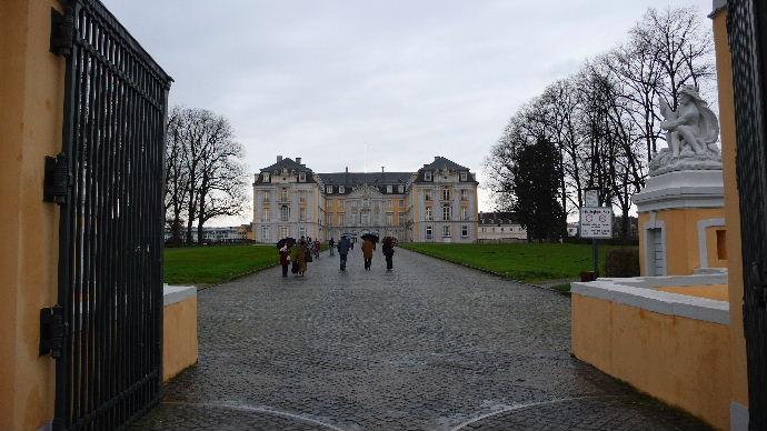 アウグストゥスブルク宮殿1