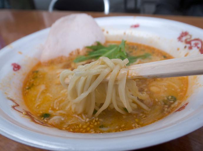 エスニック麺