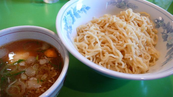 つけ麺@万楽