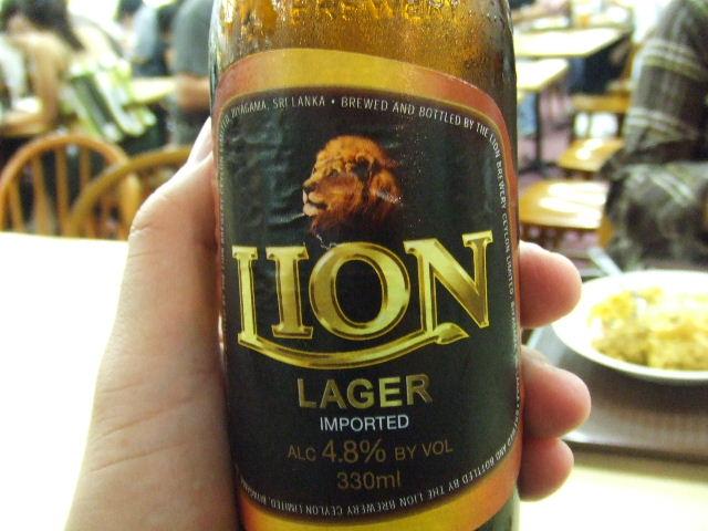 ライオンビール