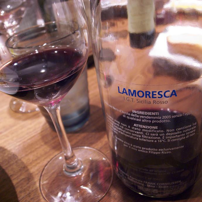 ラモレスカ