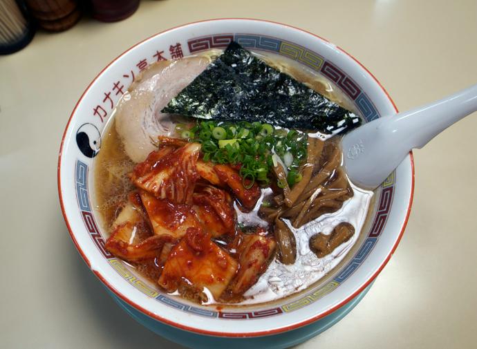 カナキン麺