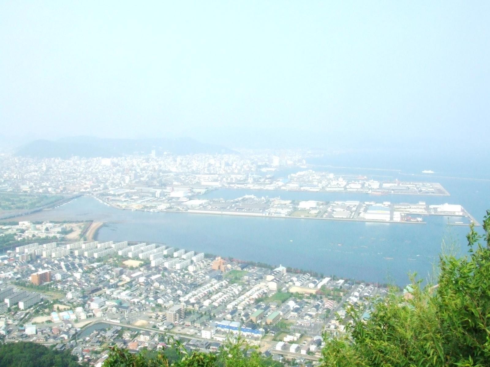 屋島からの景色