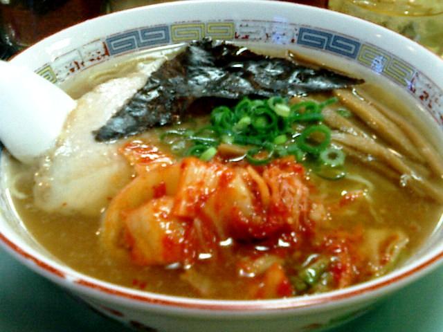 カナキン麺」