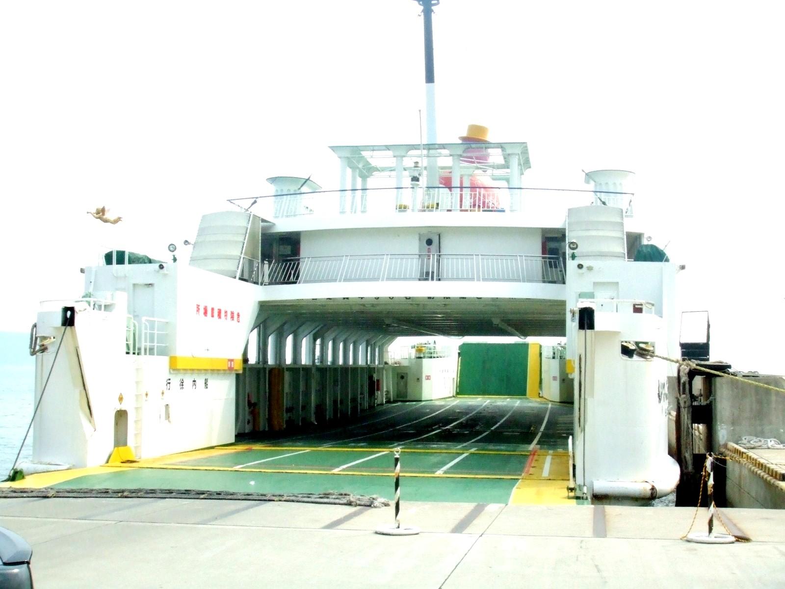 フェリー船