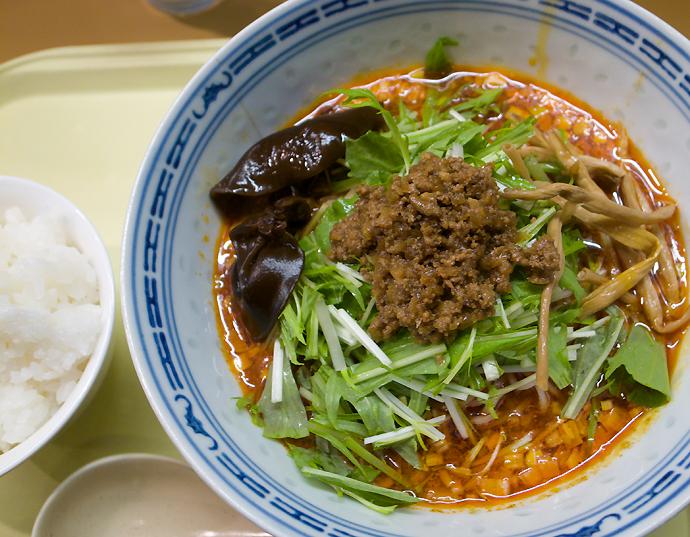 重慶麻辣麺