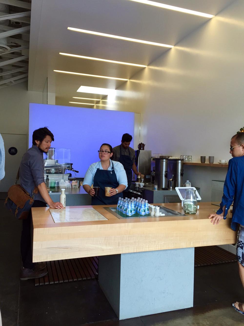 コーヒースタンド2