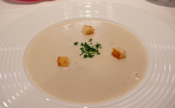 里芋のスープ