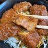 ここに激ウマの親子丼とみそカツ丼があります!  ふじ吉